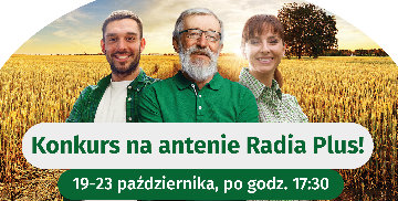 Konkurs w Radio PLUS