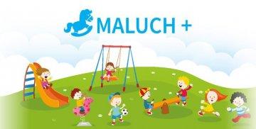 Grafika promująca program MALUCH+