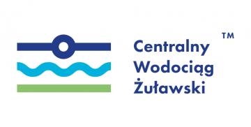 Logotyp Centralnego Wodociągu Żuławskiego