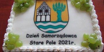 Tort z okazji Dnia Samorządowca