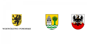 Herb województwa pomorskiego, gminy Stare Pole i powiatu malborskiego