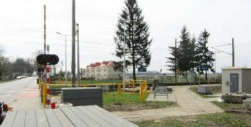 Modernizacja przystanku kolejowego