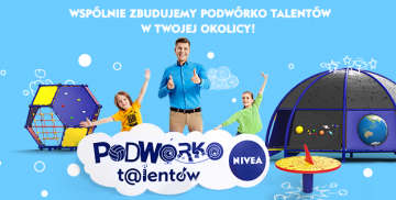 Podwórko Talentów NIVEA