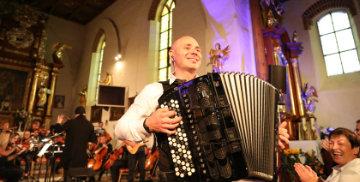 Koncert Marcina Wyrostka i EOK