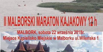 Maraton kajakowy