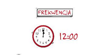 Frekwencja na godz. 12:00