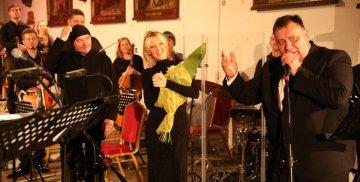 Koncert w Krzyżanowie