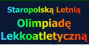 Staropolska Letnia Olimpiada Lekkoatletyczna