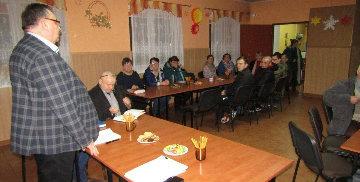 Zebrania sołeckie