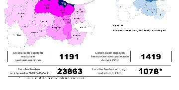 Dane Inspekcji Sanitarnej (6.05)