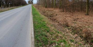 Budowa ciągu pieszo-rowerowego